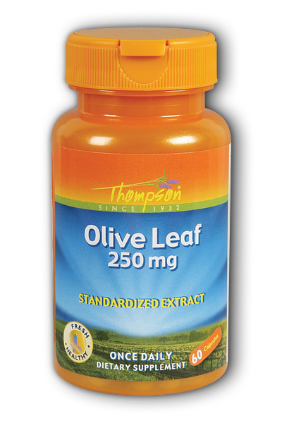 Olive Leaf 250mg 60ct 250mg from Thompson Nutritional