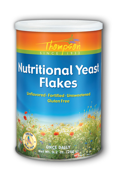 Thompson Nutritional: Brewer's Yeast Powder 1 lb