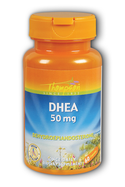 DHEA 50mg 60ct 50mg from Thompson Nutritional