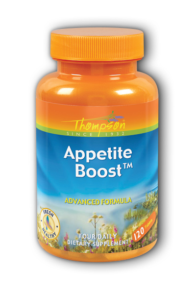 Thompson Nutritional: Appetite Boost 120ct