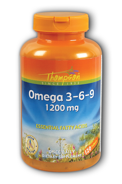 Omega 3-6-9 120 ct from Thompson Nutritional