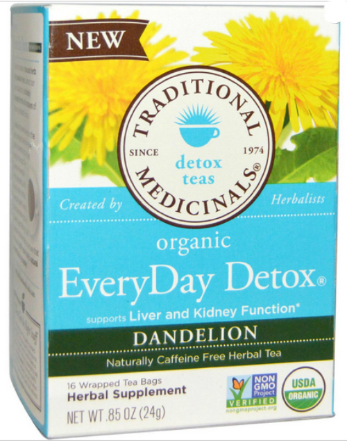 Everyday Detox Dandelion, 16 bag
