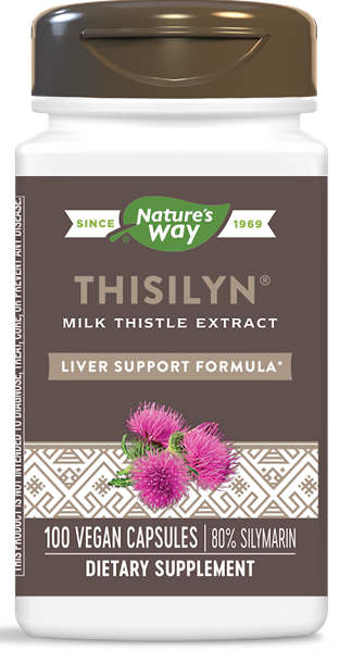 Thisilyn Milk Thistle Extract, 100 caps