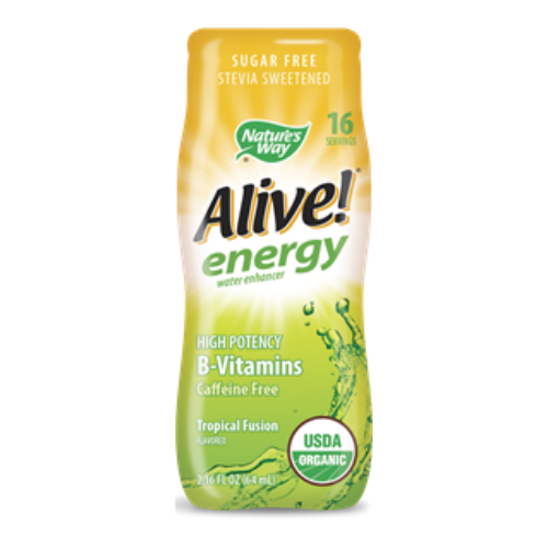 Alive Energy Organic Water Enhancer Tropical Fusion
