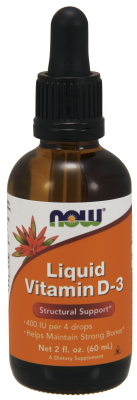 Liquid Vitamin D-3, 2 fl oz