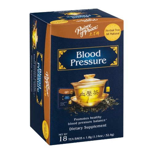 Tea blood pressure