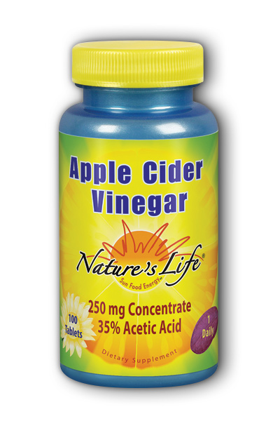Apple Cider Vinegar 100ct from Natures Life