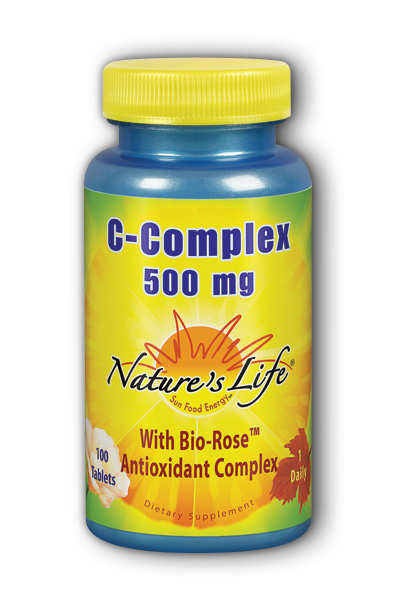 Natures Life: C-Complex 500 mg 100ct
