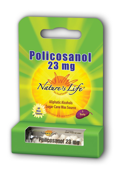 Policosanol Mini Tablet, 60ct