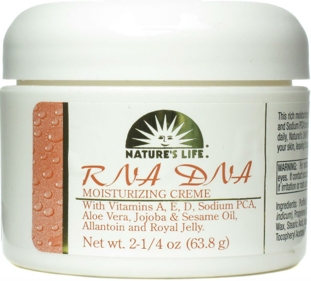 Natures Life: RNA  DNA Moisture Creme 2.25oz