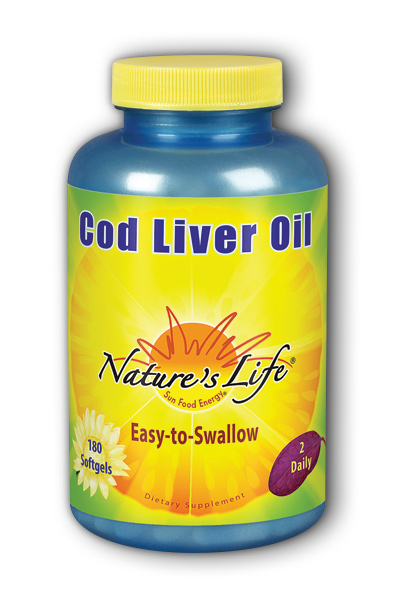 Cod Liver Oil Concentrate