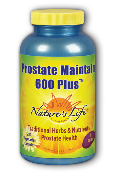 600 Prostate Maintain, 250ct