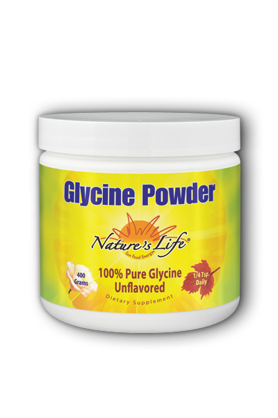 Glycine Powder, 400 grams