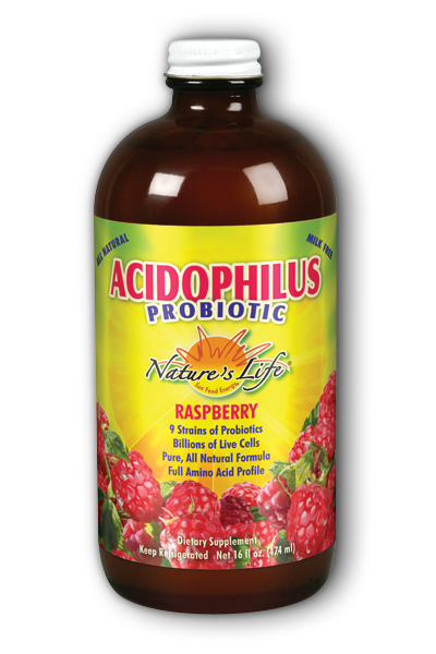 Raspberry Acidophilus (Raspberry)