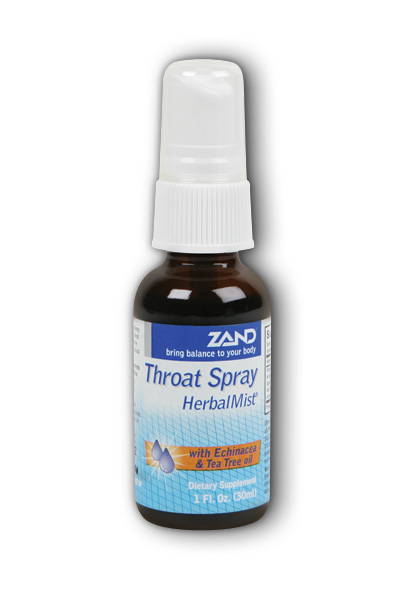 ZAND: Herbal Mist Throat Spray 1 fl oz
