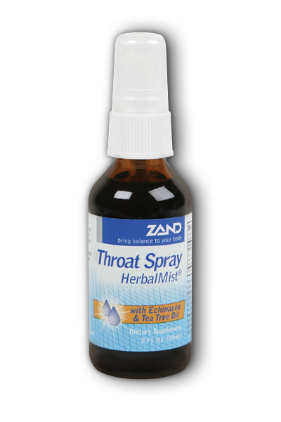 ZAND: Herbal Mist Throat Spray 2 fl oz