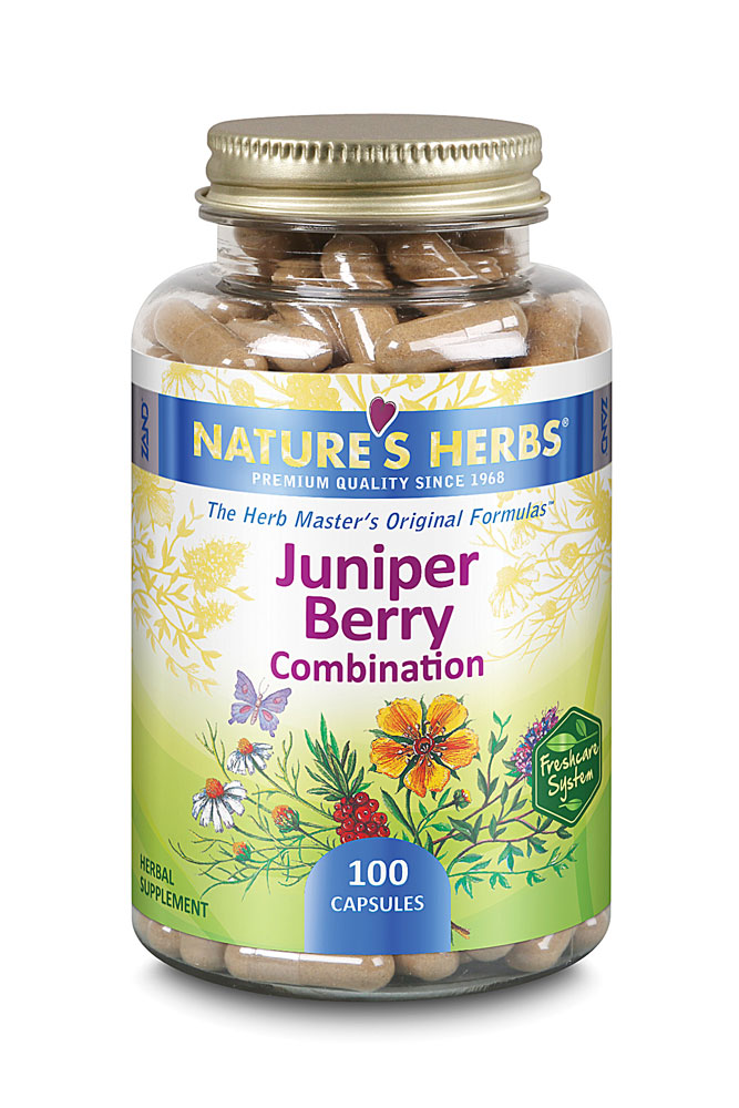 Zand: Juniper Berry Combination 100 ct
