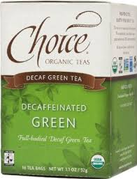 Decaffeinated Green