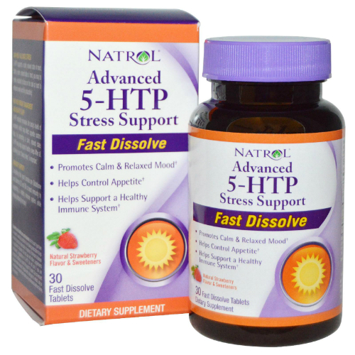Advanced 5-HTP Stress Support Fast Dissolve