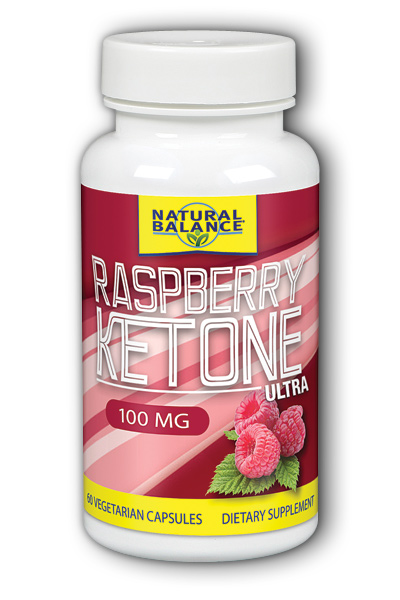 Natural Balance: Raspberry Ketones Ultra Lean 60 ct