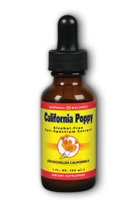 Natural Balance: California Poppy Extract 1 fl oz