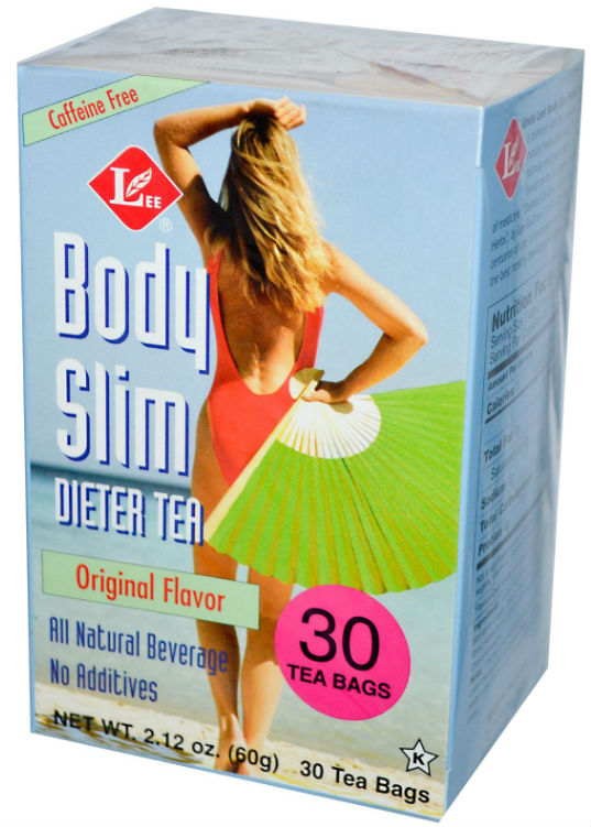 Body Slim Dieter Original Tea