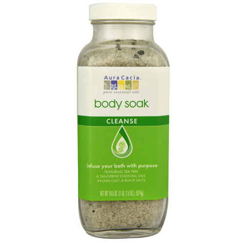 AURA CACIA: Body Soak Bath Cleanse 18.5 oz