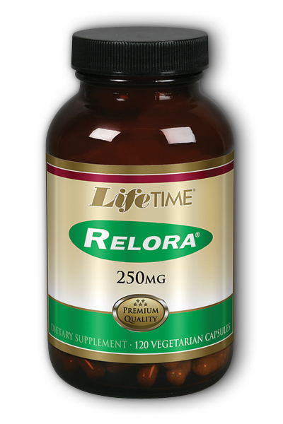 Life Time: Relora 250mg 120 ct Cap