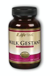 Life Time: Milk-Gestant Lactose Formula 100 ct Tab