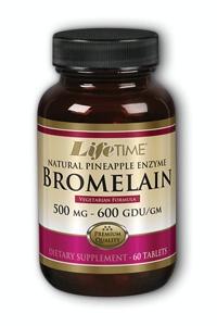 Bromelain pineapple enzyme