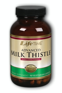 Life Time: Milk Thistle Blend Advanced 90 ct Cap