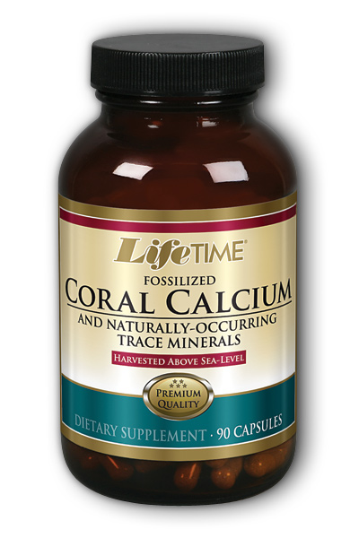 Coral Cal With Trace Minerals 1000mg, 90 Cap