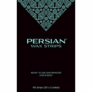 PARISSA LABORATORIES: Persian Wax Strips Legs and Body 40 ct