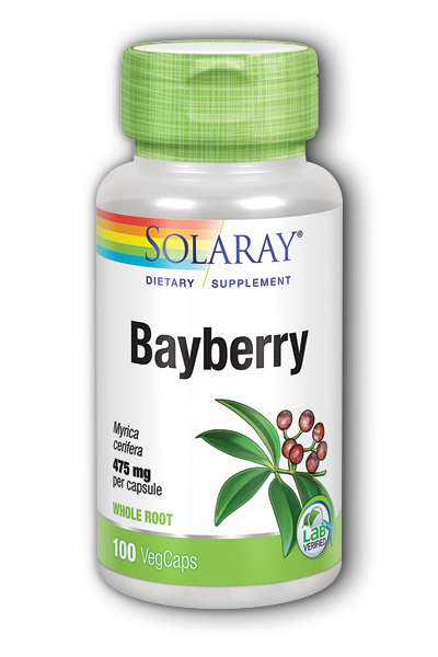 Bayberry Bark of Root, 100ct 475mg