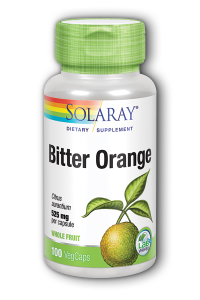 Bitter Orange Herb, 100ct 525mg