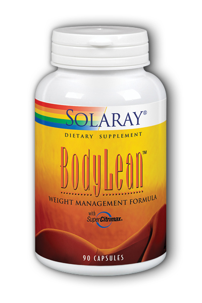 Solaray: Body Lean Weight Management Plan 90ct