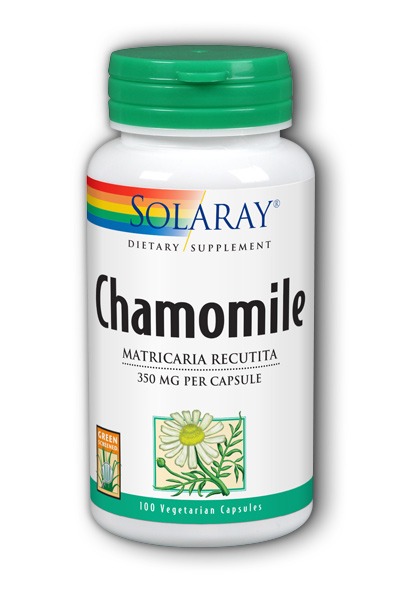 Chamomile, 100ct 360mg
