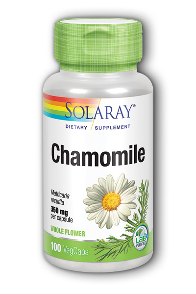 Chamomile, 100ct 350mg