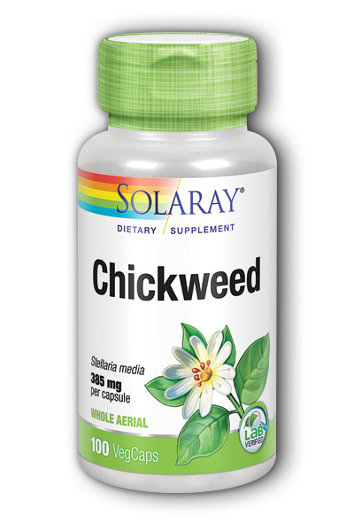 Chickweed, 100ct 385mg