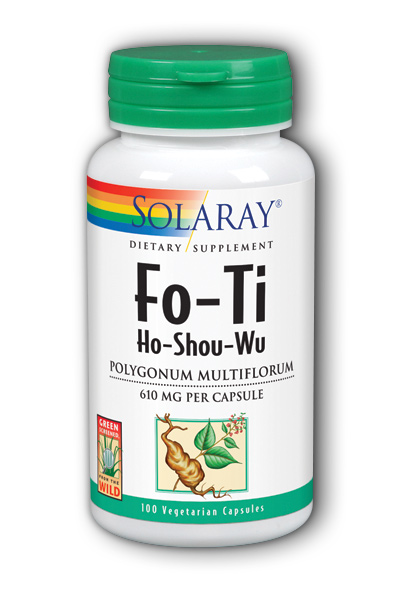 Fo-Ti, 100ct 610mg