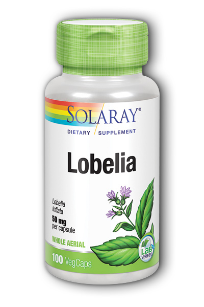 Lobelia, 100ct 50mg