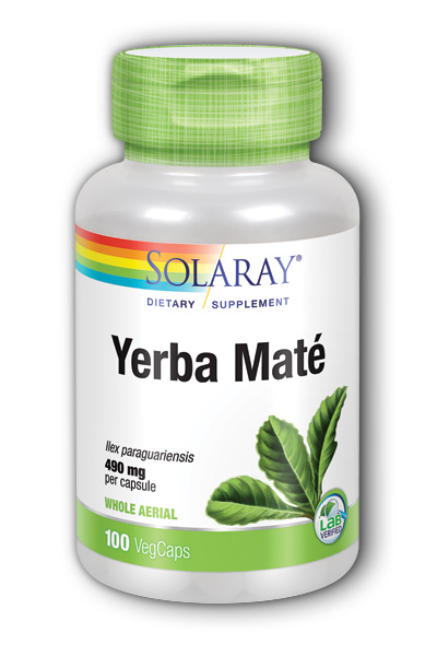 Yerba Mate, 100ct 450mg