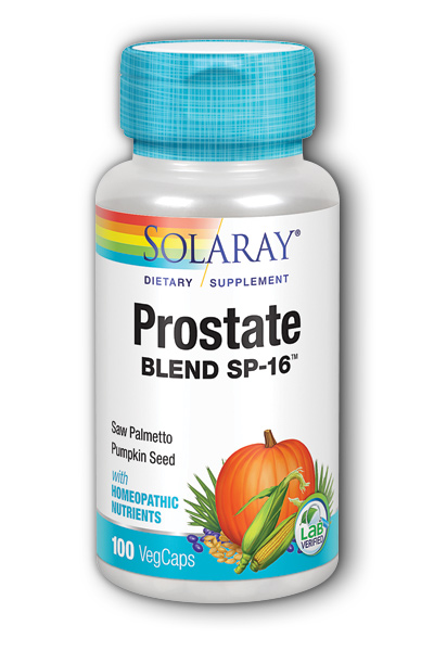 Solaray: Prostate Blend SP-16 100ct
