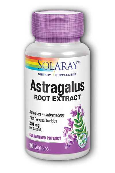 Astragalus Extract, 30ct 200mg