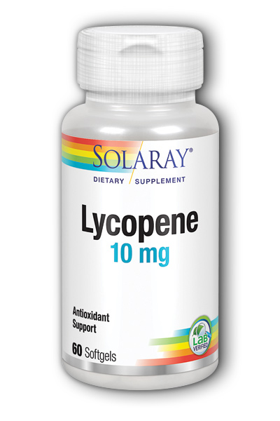 Solaray: Lycopene 60ct 10mg