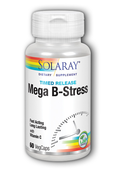 Two-Stage Mega B-Stress, 60ct