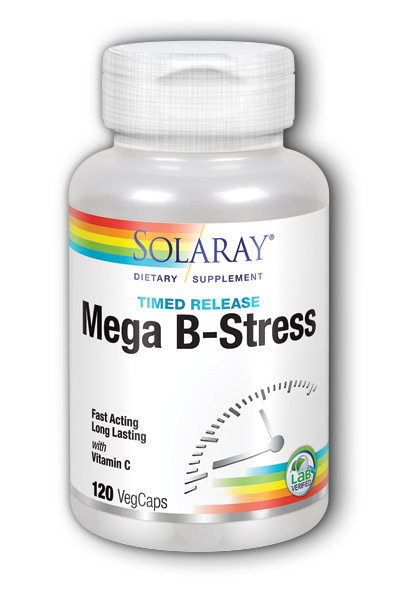 Two-Stage Mega B-Stress, 120ct
