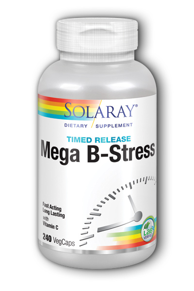 Two-Stage Mega B-Stress, 240ct