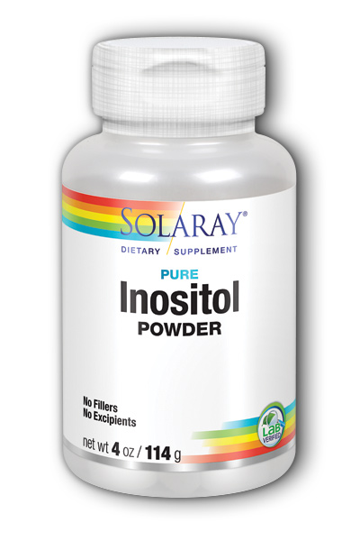 Inositol, 4oz 700mg