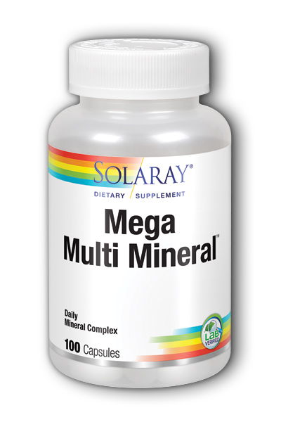 Mega Multi Mineral, 100ct